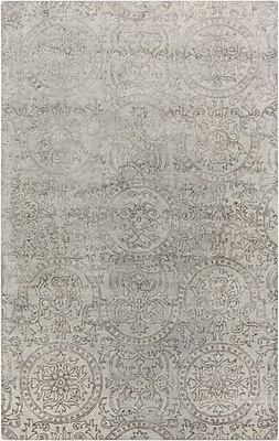Surya Henna HEN1001-811 Hand Tufted Rug, 8' x 11' Rectangle