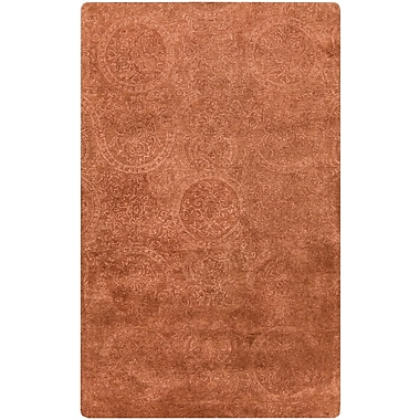Surya Henna HEN1022-23 Hand Tufted Rug, 2' x 3' Rectangle