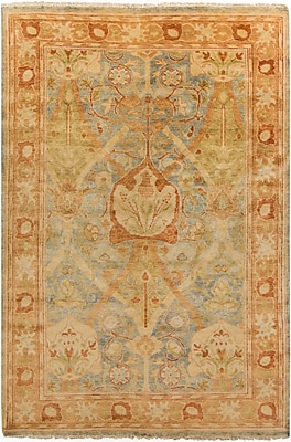 Surya Hillcrest HIL9022-5686 Hand Knotted Rug, 5'6