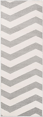 Surya Horizon HRZ1011-2773 Machine Made Rug, 2'7