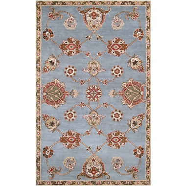Surya Langley LAG1003-913 Hand Tufted Rug, 9' x 13' Rectangle
