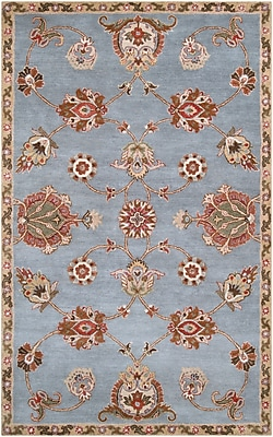 Surya Langley LAG1003-811 Hand Tufted Rug, 8' x 11' Rectangle