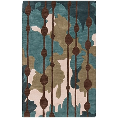 Surya Lava LVA8009-23 Hand Tufted Rug, 2' x 3' Rectangle
