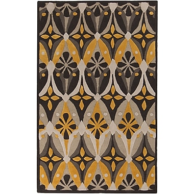 Surya Mamba MBA9024-58 Hand Tufted Rug, 5' x 8' Rectangle