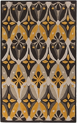 Surya Mamba MBA9024-23 Hand Tufted Rug, 2' x 3' Rectangle