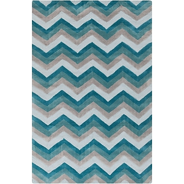 Surya Mamba MBA9034-23 Hand Tufted Rug, 2' x 3' Rectangle