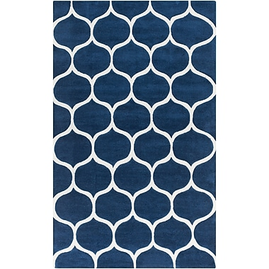 Surya Mamba MBA9058-58 Hand Tufted Rug, 5' x 8' Rectangle
