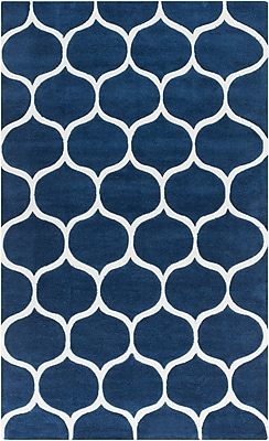 Surya Mamba MBA9058-811 Hand Tufted Rug, 8' x 11' Rectangle