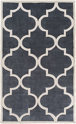 Surya Mamba MBA9063-23 Hand Tufted Rug, 2' x 3' Rectangle