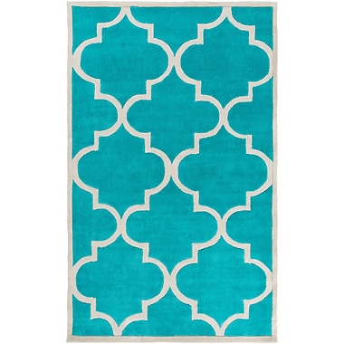 Surya Mamba MBA9068-58 Hand Tufted Rug, 5' x 8' Rectangle