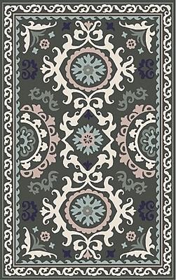 Surya Mamba MBA9070-58 Hand Tufted Rug, 5' x 8' Rectangle