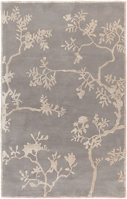 Surya GlucksteinHome Manor MNR1008-23 Hand Tufted Rug, 2' x 3' Rectangle