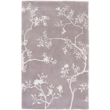 Surya GlucksteinHome Manor MNR1009-58 Hand Tufted Rug, 5' x 8' Rectangle