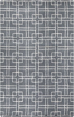 Surya GlucksteinHome Manor MNR1013-58 Hand Tufted Rug, 5' x 8' Rectangle