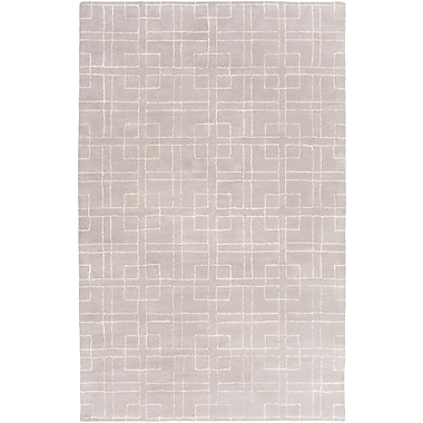 Surya GlucksteinHome Manor MNR1014-811 Hand Tufted Rug, 8' x 11' Rectangle