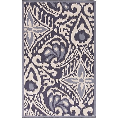 Surya KD Spain Marseille MRS2005-811 Hand Woven Rug, 8' x 11' Rectangle