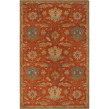 Surya Mentone MTO7008-58 Hand Tufted Rug, 5' x 8' Rectangle