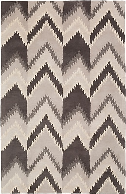 Surya Florence Broadhurst Mount Perry MTP1004-58 Hand Tufted Rug, 5' x 8' Rectangle