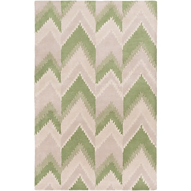 Surya Florence Broadhurst Mount Perry MTP1005-58 Hand Tufted Rug, 5' x 8' Rectangle