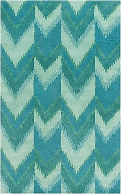 Surya Florence Broadhurst Mount Perry MTP1006-58 Hand Tufted Rug, 5' x 8' Rectangle