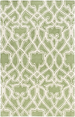 Surya Florence Broadhurst Mount Perry MTP1010-58 Hand Tufted Rug, 5' x 8' Rectangle