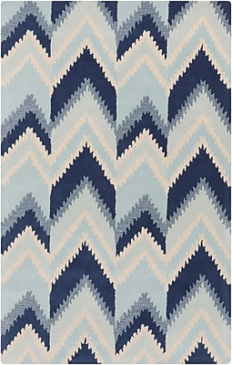 Surya Florence Broadhurst Mount Perry MTP1019-811 Hand Tufted Rug, 8' x 11' Rectangle