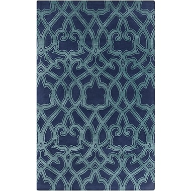 Surya Florence Broadhurst Mount Perry MTP1022-58 Hand Tufted Rug, 5' x 8' Rectangle