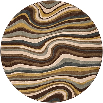 Surya Monterey MTR1003-67RD Machine Made Rug, 6'7