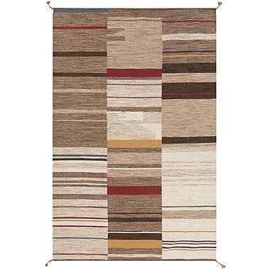 Surya Montezuma MTZ2000-811 Hand Woven Rug, 8' x 11' Rectangle