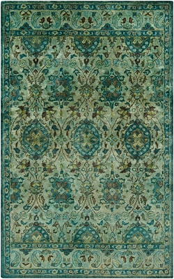 Surya Mykonos MYK5000-58 Hand Tufted Rug, 5' x 8' Rectangle