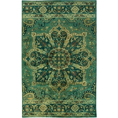 Surya Mykonos MYK5008-811 Hand Tufted Rug, 8' x 11' Rectangle