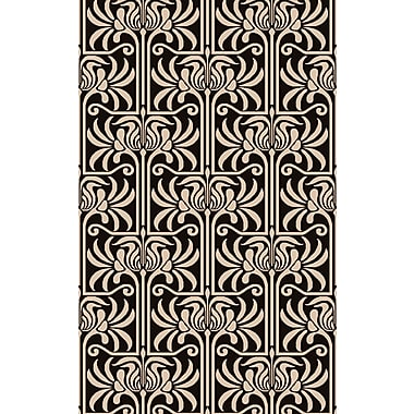 Surya Natura NAT7058-811 Hand Tufted Rug, 8' x 11' Rectangle