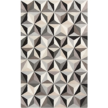 Surya Oasis OAS1104-58 Hand Tufted Rug, 5' x 8' Rectangle