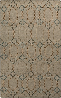 Surya Pueblo PBL6003-811 Hand Knotted Rug, 8' x 11' Rectangle