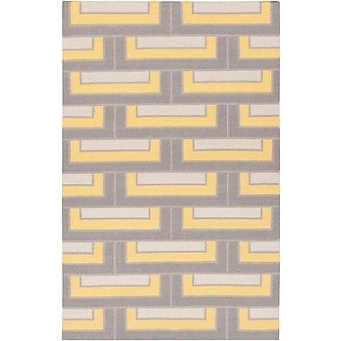 Surya Florence Broadhurst Paddington PDG2001-58 Hand Woven Rug, 5' x 8' Rectangle