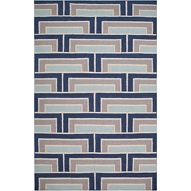 Surya Florence Broadhurst Paddington PDG2003-58 Hand Woven Rug, 5' x 8' Rectangle