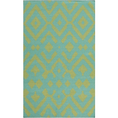 Surya Florence Broadhurst Paddington PDG2021-58 Hand Woven Rug, 5' x 8' Rectangle