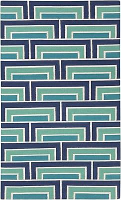 Surya Florence Broadhurst Paddington PDG2037-3353 Hand Woven Rug, 3'3