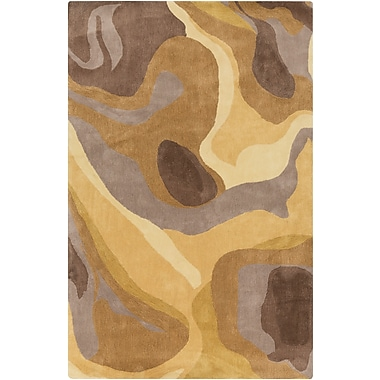 Surya Pigments PGM3001-811 Hand Tufted Rug, 8' x 11' Rectangle