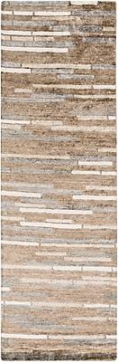Surya Platinum PLAT9008-268 Hand Knotted Rug, 2'6