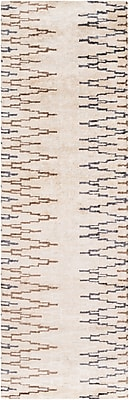 Surya Platinum PLAT9026-268 Hand Knotted Rug, 2'6