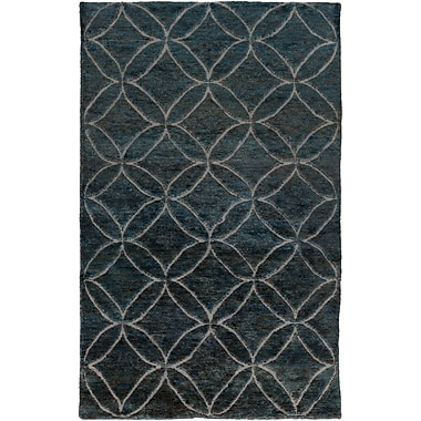 Surya Papyrus PPY4905-58 Hand Knotted Rug, 5' x 8' Rectangle