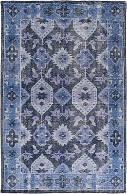 Surya Pazar PZR6000-23 Hand Knotted Rug, 2' x 3' Rectangle