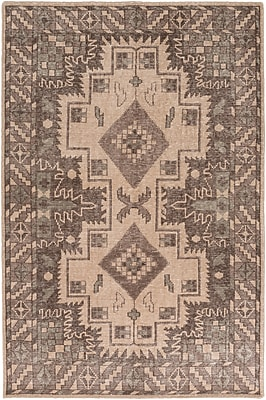 Surya Pazar PZR6001-811 Hand Knotted Rug, 8' x 11' Rectangle
