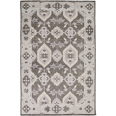 Surya Pazar PZR6006-5686 Hand Knotted Rug, 5'6
