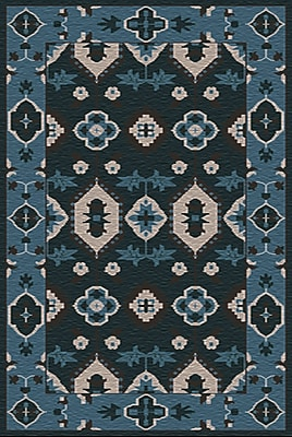 Surya Pazar PZR6008-23 Hand Knotted Rug, 2' x 3' Rectangle
