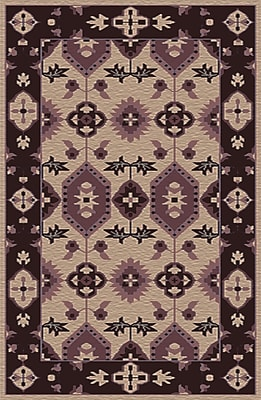 Surya Pazar PZR6009-811 Hand Knotted Rug, 8' x 11' Rectangle