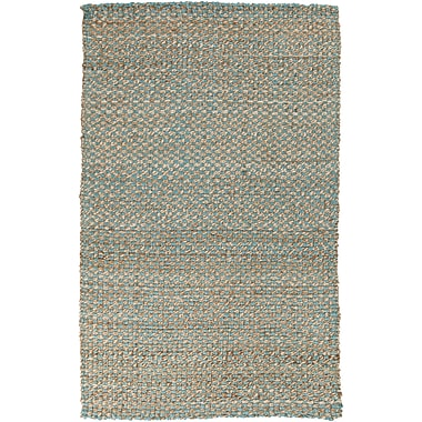 Surya Reeds REED823-811 Hand Woven Rug, 8' x 11' Rectangle