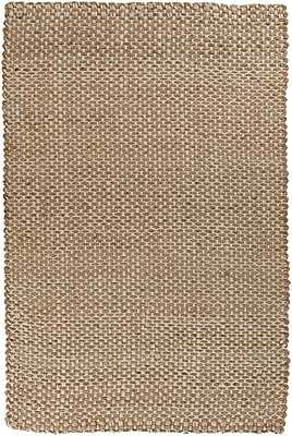 Surya Reeds REED824-811 Hand Woven Rug, 8' x 11' Rectangle
