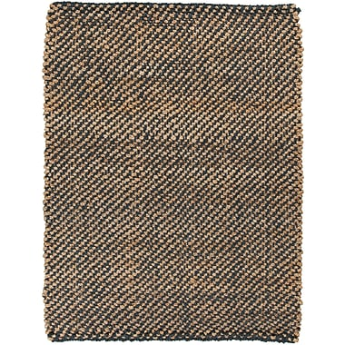 Surya Reeds REED832-811 Hand Woven Rug, 8' x 11' Rectangle